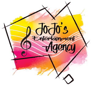 JO JO'S ENTERTAINMENT AGENCY ABN 12187804071 Logo