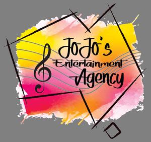 JO JO'S ENTERTAINMENT AGENCY ABN 12187804071 Logo