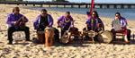 Cook Island Dance - Drums - Melbourne