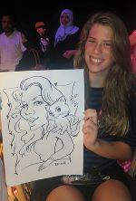 caricature cartoonist