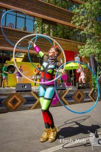 hoops circus
